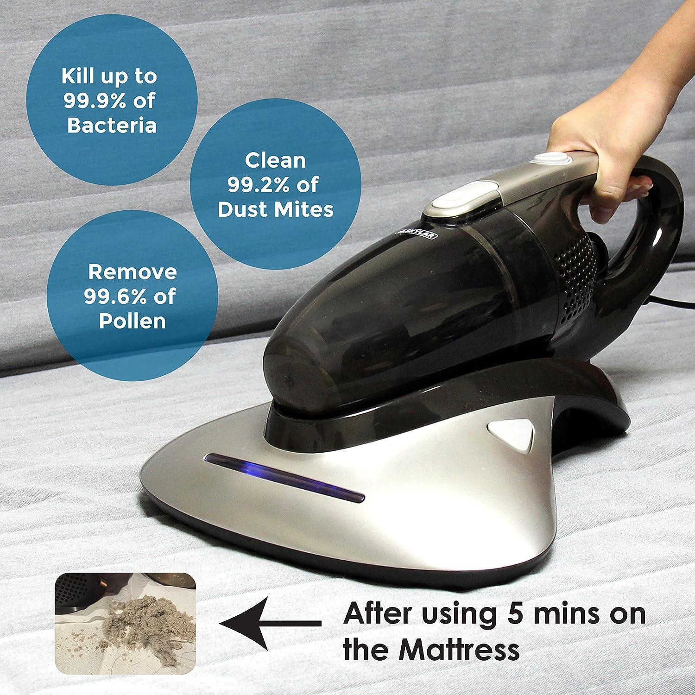 Amazon.com - Skylar Handheld Anti-Dust Mites UV Allergen Vacuum ...