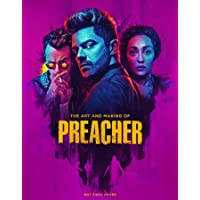 ART AND MAKING OF PREACHER HC