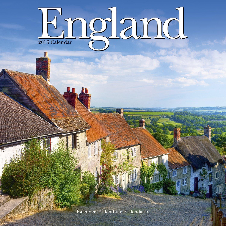 England Calendar Calendars Monthly Avonside product image