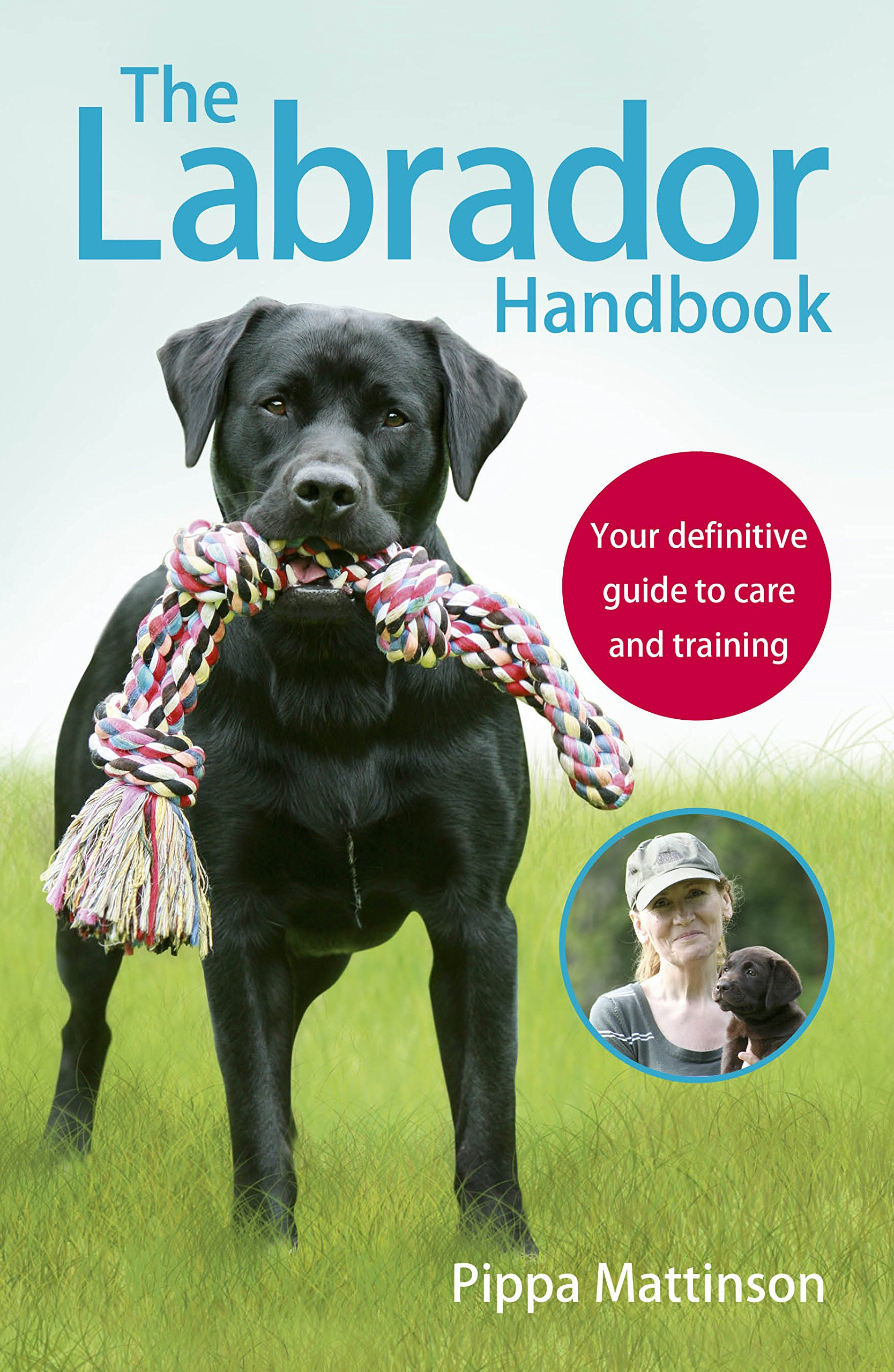 The Labrador Handbook: Your Definitive Guide to Care and Training by Ebury Publishing