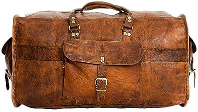"""05d7ec6e797 Gusti Cuir nature """"Bobbie"""" sac de voyage sac en bandoulière sac en cuir  besace"""