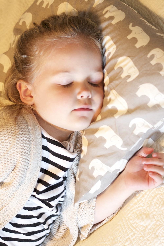 Little Sleepy Head Toddler Pillow Protectors 1-Pack