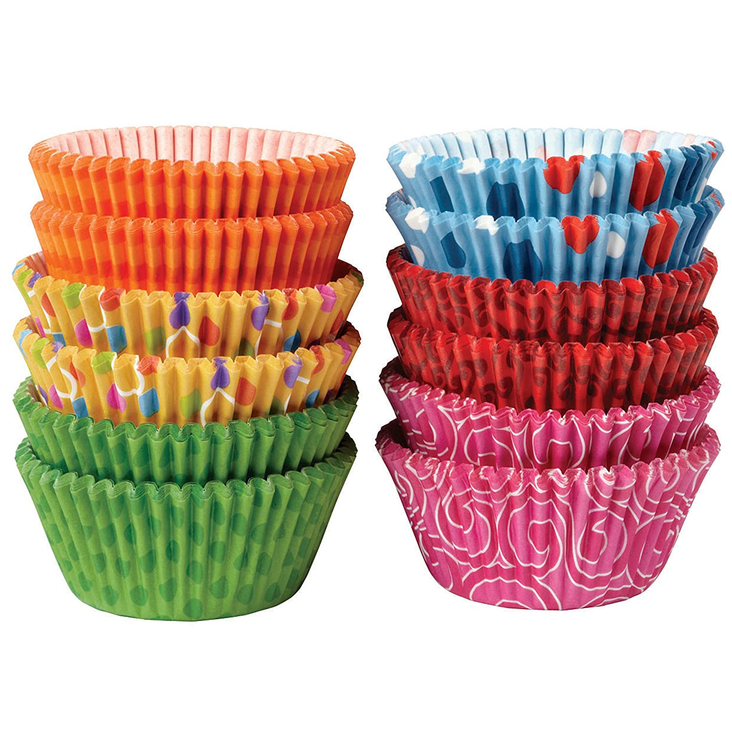 Wilton Seasonal Cupcake Liners, 300-Count