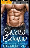 Snow Bound: MMF Bisexual Romance (English Edition)