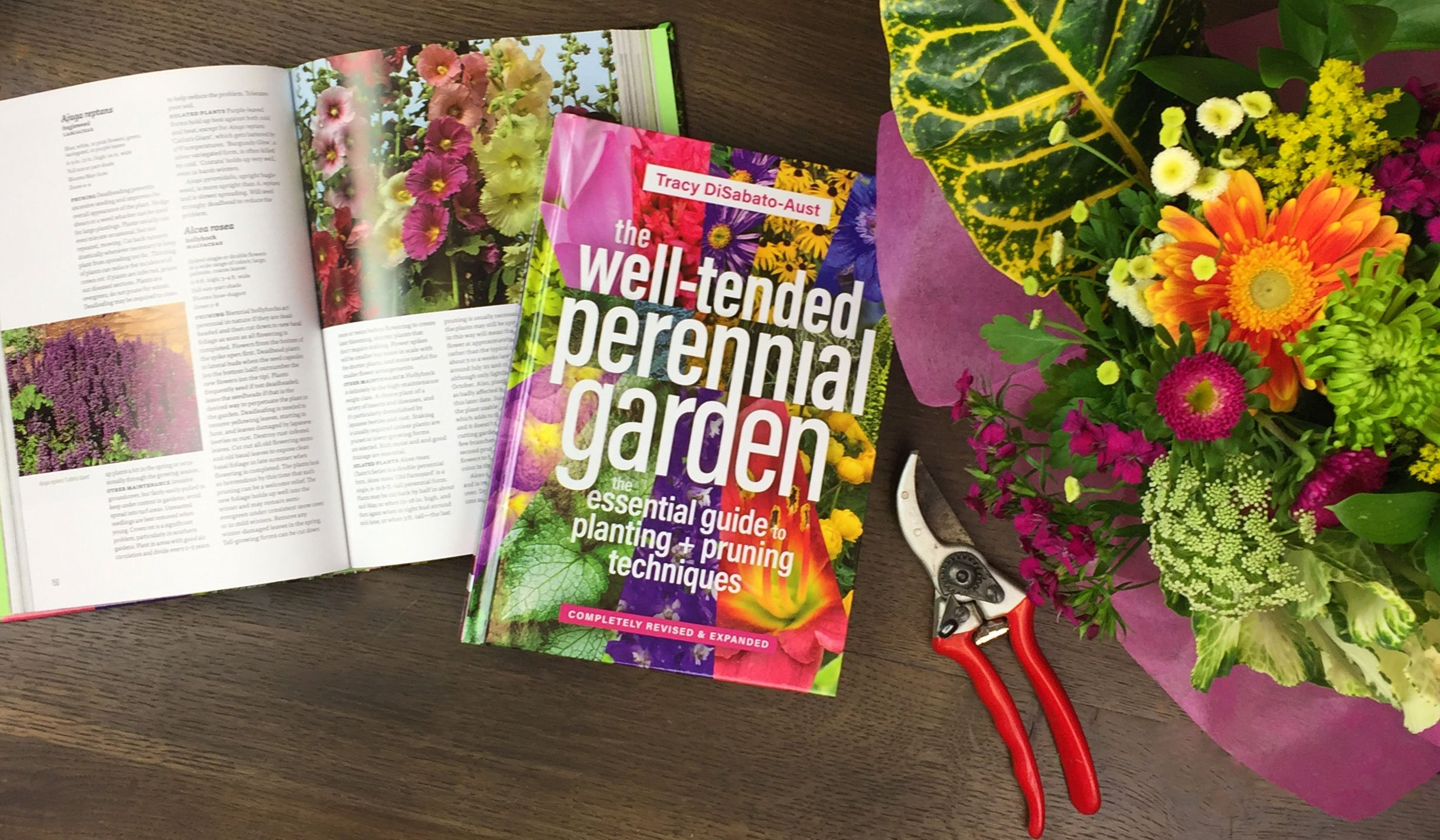 The Well-Tended Perennial Garden: The Essential Guide to Planting and  Pruning Techniques, Third Edition: DiSabato-Aust, Tracy: 9781604697070:  Amazon.com: Books