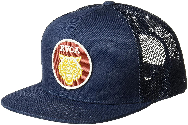 6b5ae64585e37 Amazon.com  RVCA Big Tiger Patch Boys Trucker HAT