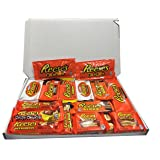 American Reeses Huge Selection Gift Box Chocolate Peanut Butter 17 Pieces