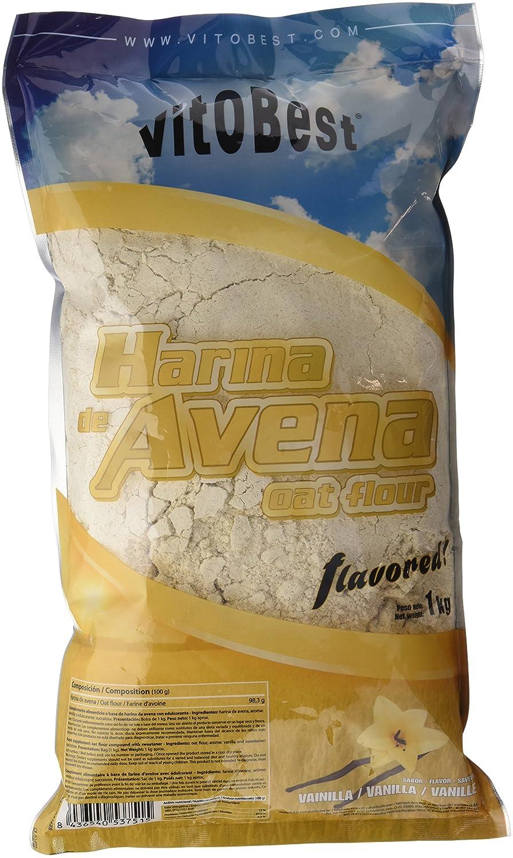 Vitobest, Avena y gacha de avena (Harina) - 6 de 1 kg ...