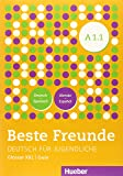 BESTE FREUNDE A1.1 Kursb.+XXL (alum.) (BFREUNDE)