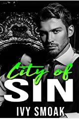 City of Sin (Men of Manhattan Book 1) Kindle Edition