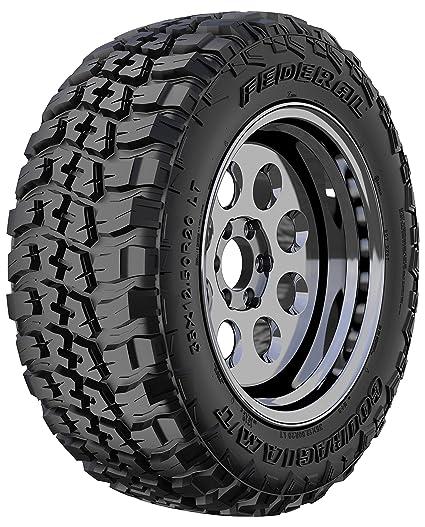 Amazon Com Federal Couragia M T Mud Terrain Radial Tire 33x12