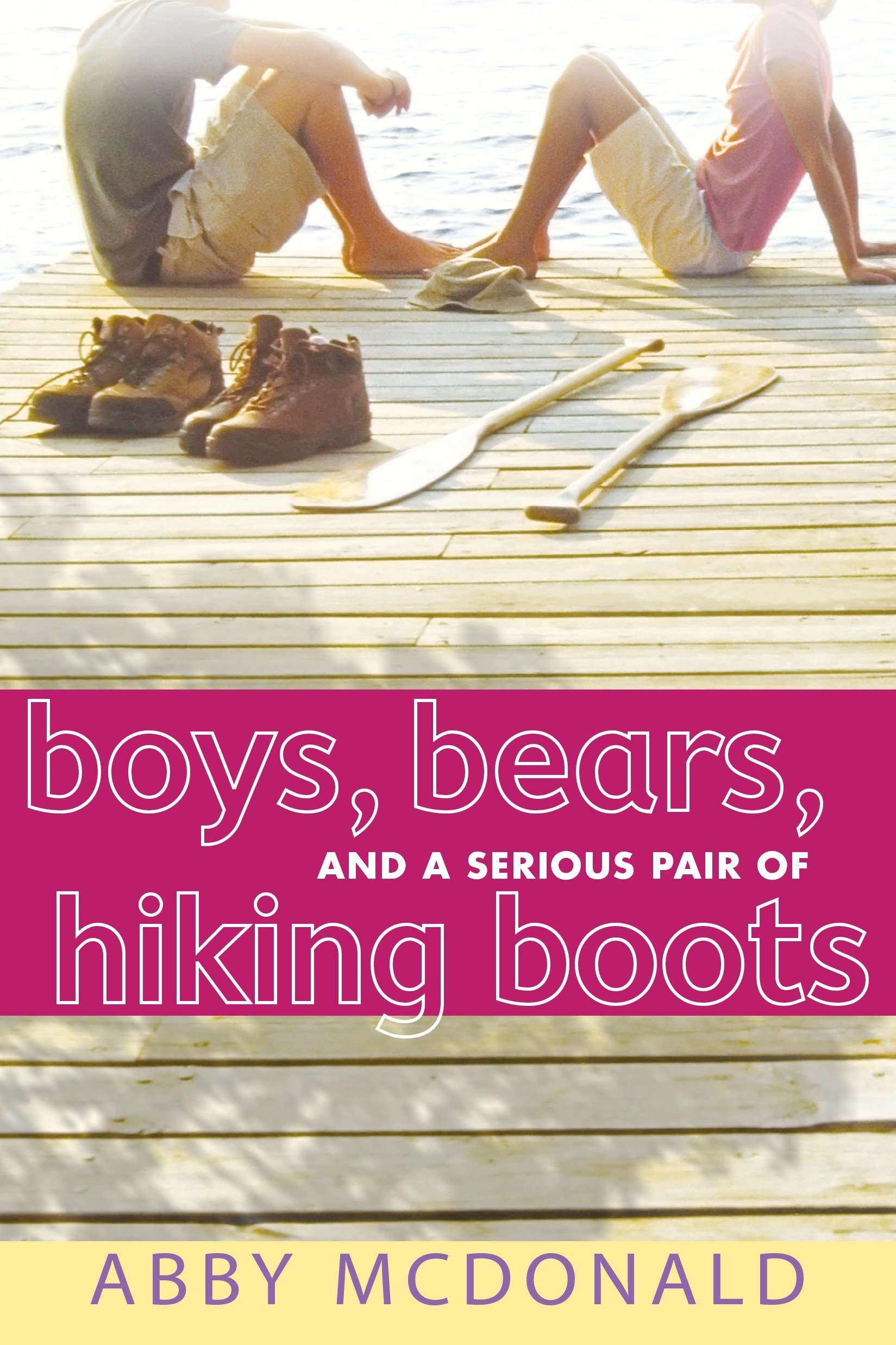Read Online Boys, Bears, and a Serious Pair of Hiking Boots pdf