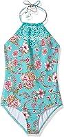 Billabong Big Girls' Blooming Beauty One Piece Swimsuit