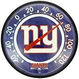 """NFL New York Giants Thermometer, 12"""" x"""
