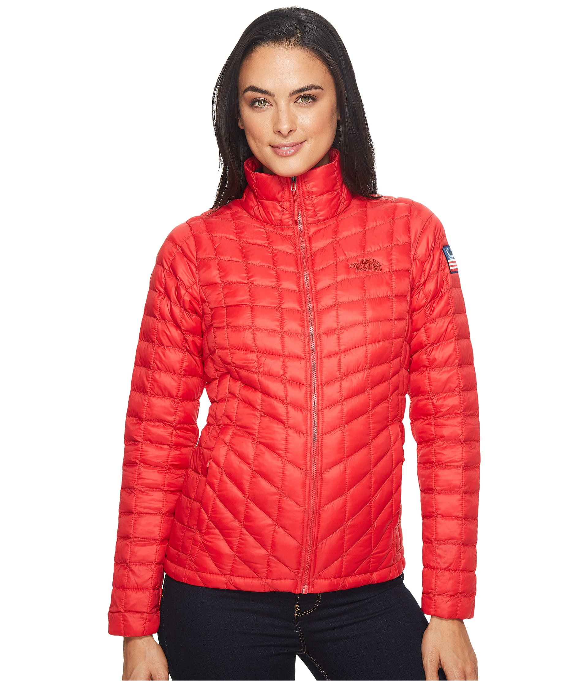 North Face Ic Thermoball Full Zip Jacket Womens Style : A3C1P-682 Size : M