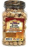 Rani Soya Chunks (High Protien) 14oz (400g) Reusable PET Jar Packing