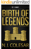 Birth of Legends: DarkEnergy (Steel City Series Book 3)