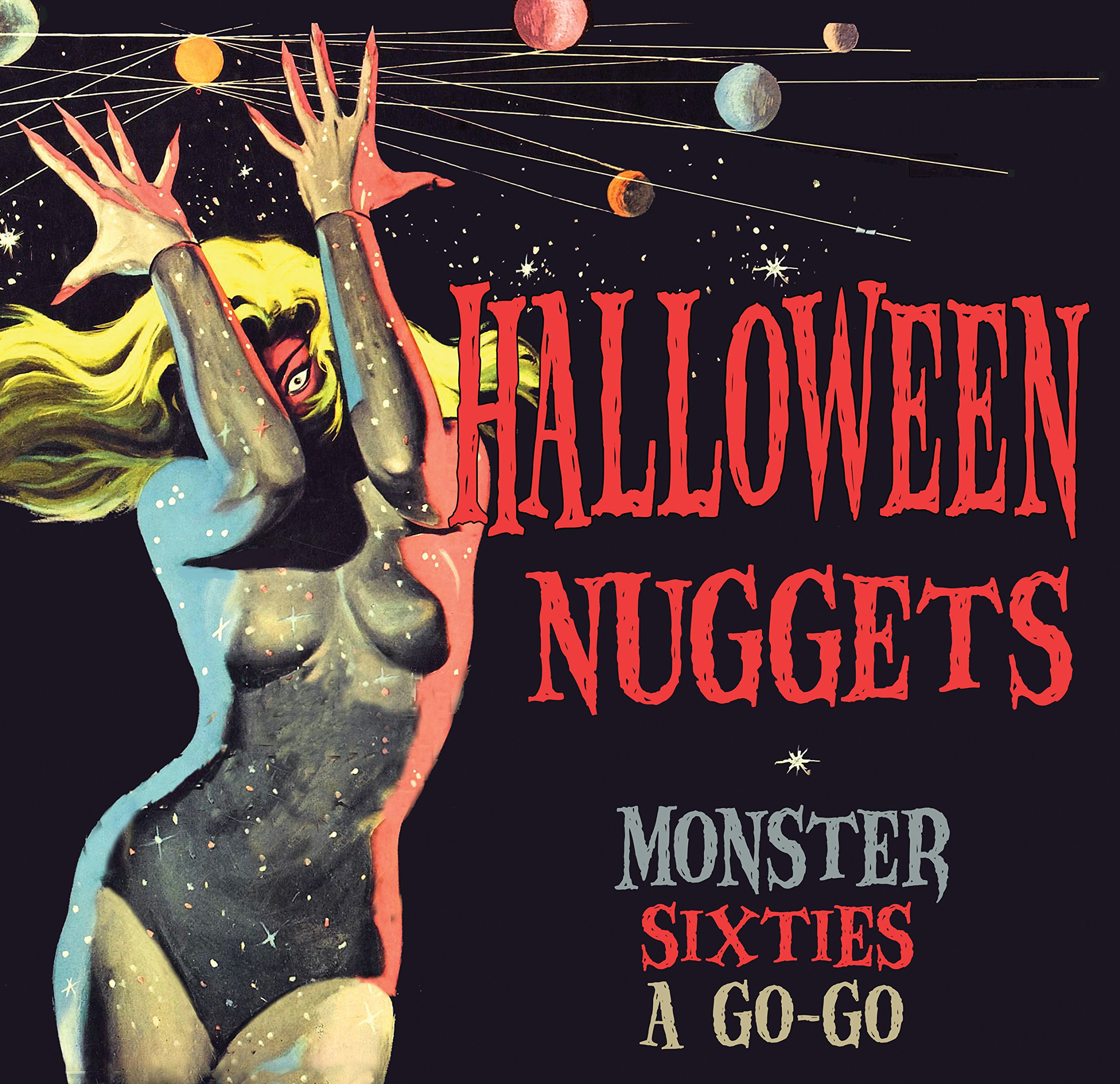Halloween Nuggets Monster Sixties a Go / Various by Smore/Mvd