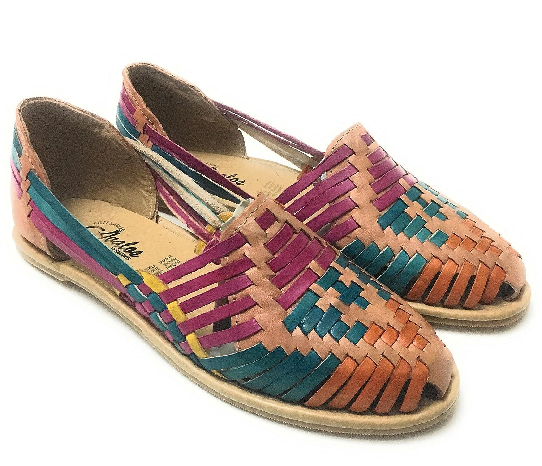 597e92e7044 Sandalias de piel Para Mujer. Huarache Sandalias. mexicano sandalias ...