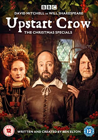 Christmas Specials 2019.Upstart Crow Christmas Specials Dvd 2019 Amazon Co Uk