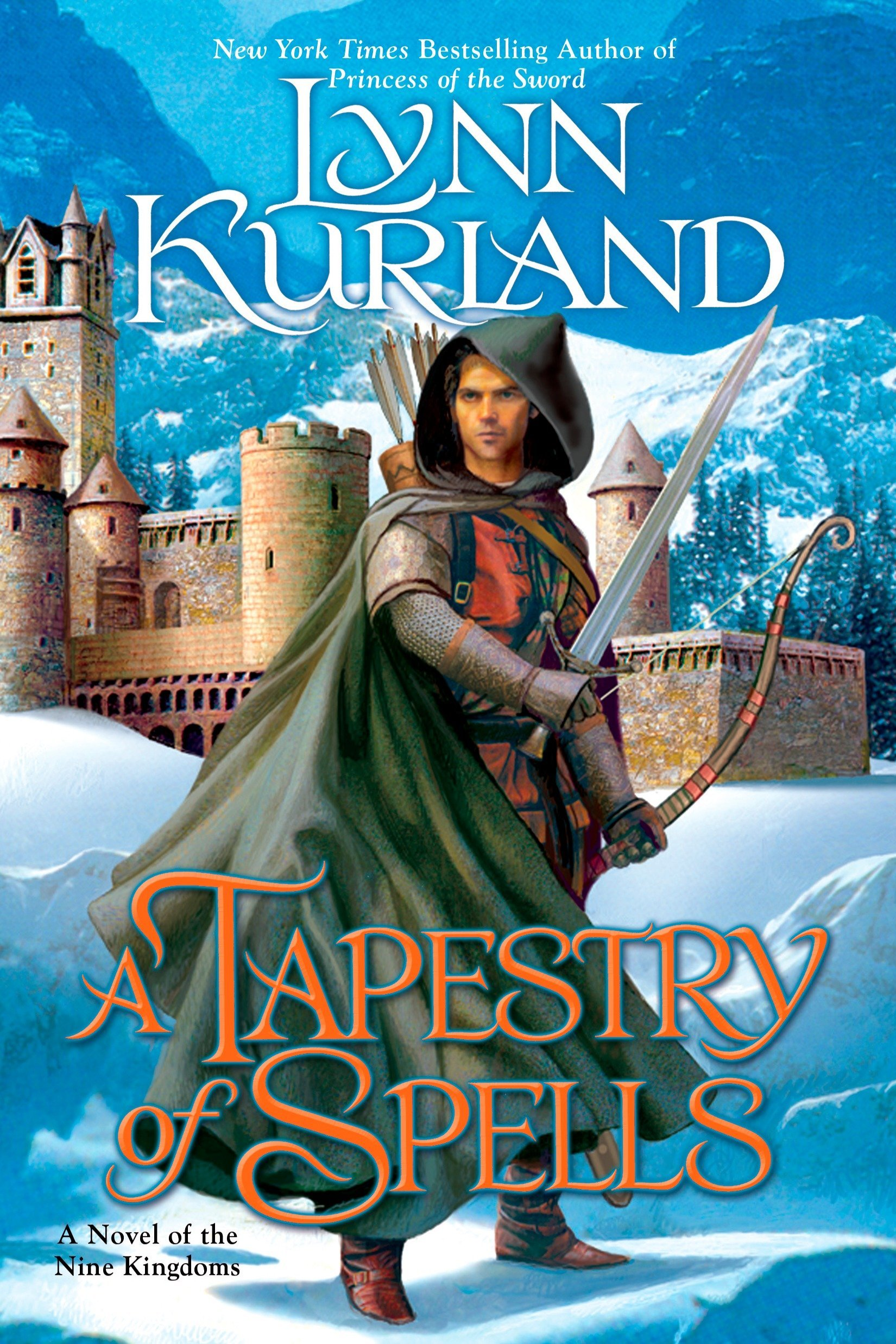 A Tapestry of Spells (The Nine Kingdoms, Book 4) ebook