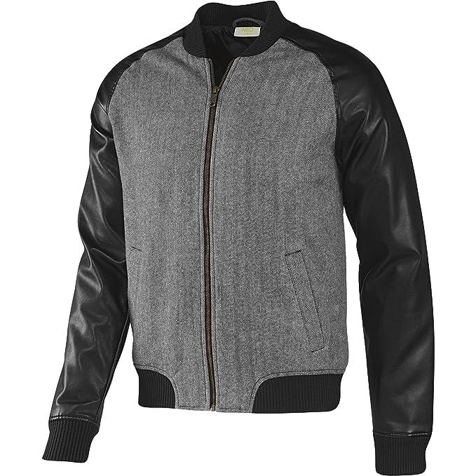 adidas NEO WL Bomber chaqueta para hombre perchero de pared ...