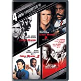 4 Film Favorites: Lethal Weapon (Lethal Weapon: Director's Cut, Lethal Weapon 2: Director's Cut, Lethal Weapon 3: Director's