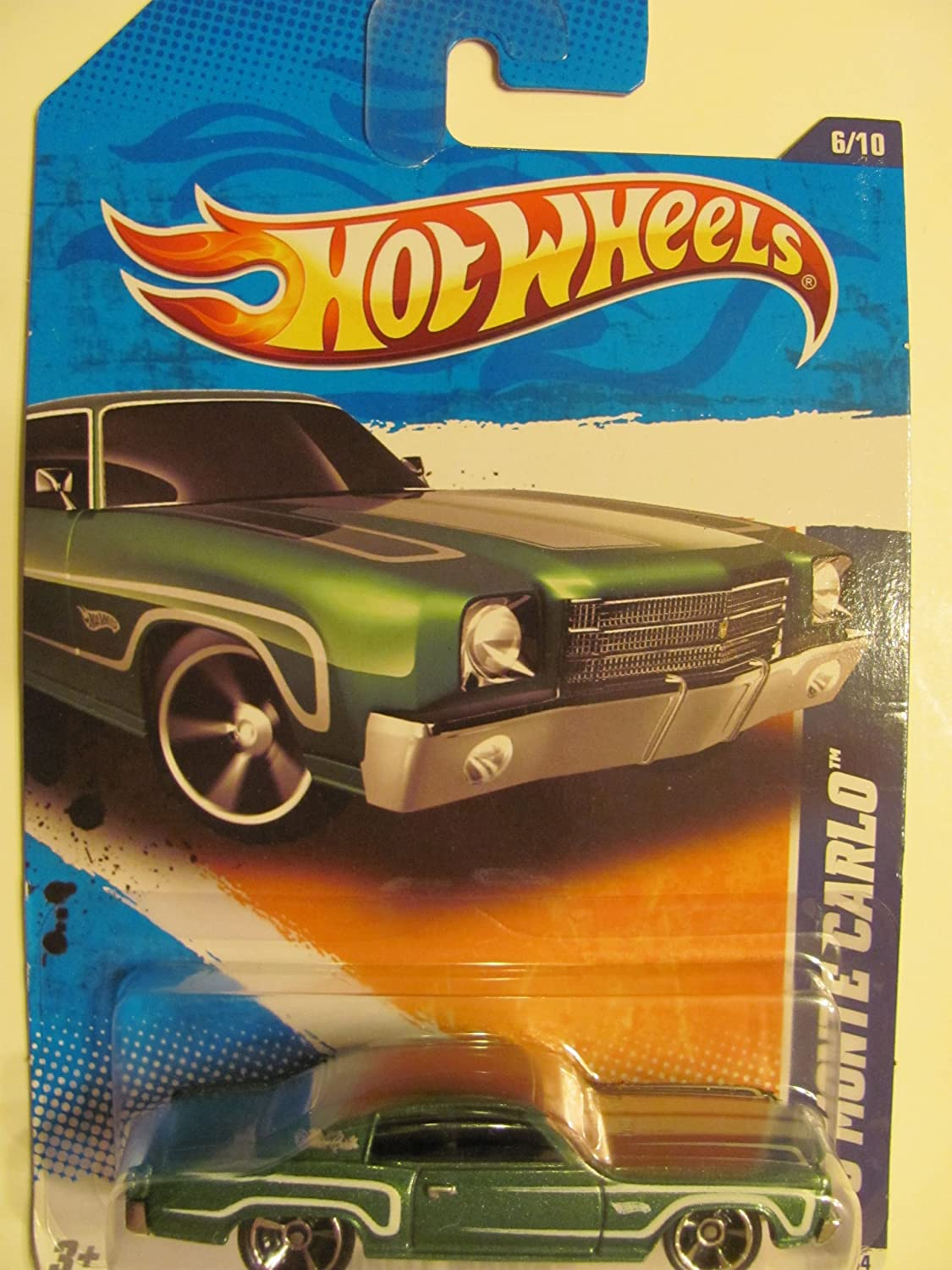 2011 HOT WHEELS MUSCLE MANIA  70 CHEVELLE SS FROM MASTER SET