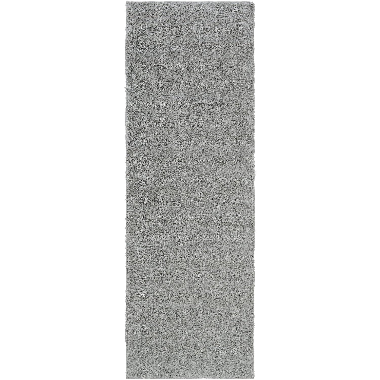 Grey ARE9000-278 Surya Arlie 27 x 8 Runner Area Rug
