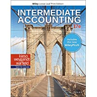 Intermediate Accounting, 17e WileyPLUS NextGen Card with Loose-Leaf Print Companion Set