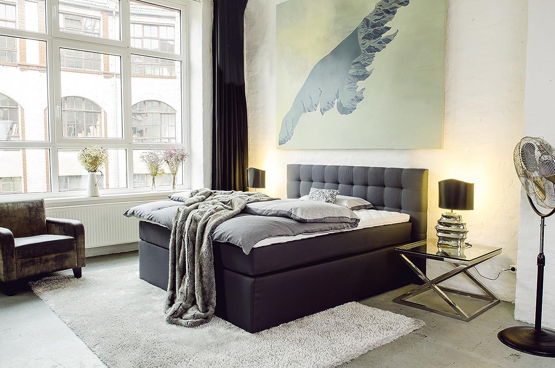Betten Jumbo Hotel Boxspringbett King Mit Luxus