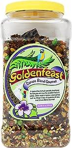 Goldenfeast Gourmet Conure Blend, 64Oz