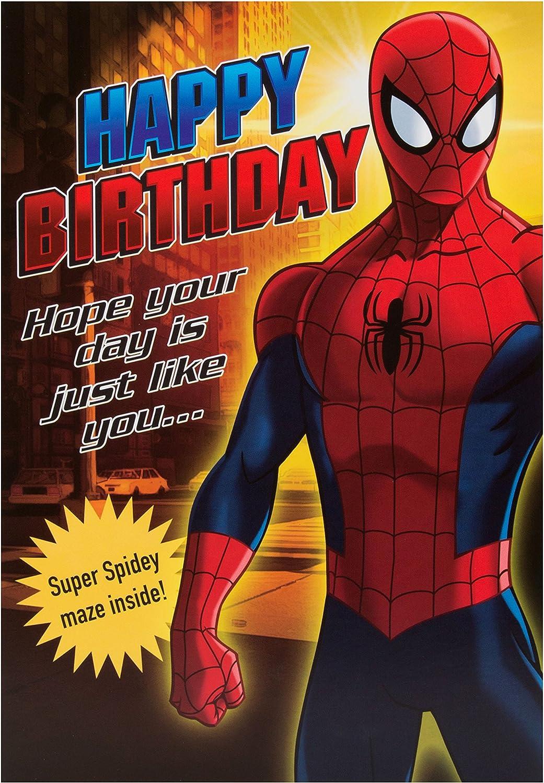 Hallmark Boys Birthday Card