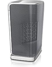 Brandson - Heizlüfter - Keramik Heizung - Badezimmer energiesparend leise - Schnellheizer mit Oszillationsfunktion - 2 Heizstufen - Timer - Heizung Heater - GS zertifiziert