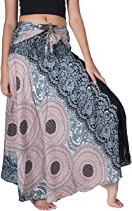 Bangkokpants Women's Long Maxi Hippie Bohemian Skirt… Giveaway