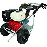 SIMPSON Cleaning ALH3835 3800 PSI at 3.5 GPM Gas Pressure Washer Powered by HONDA with CAT Triplex Pump