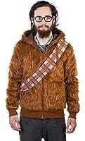 Star Wars Furry Chewbacca Reversible Hoodie
