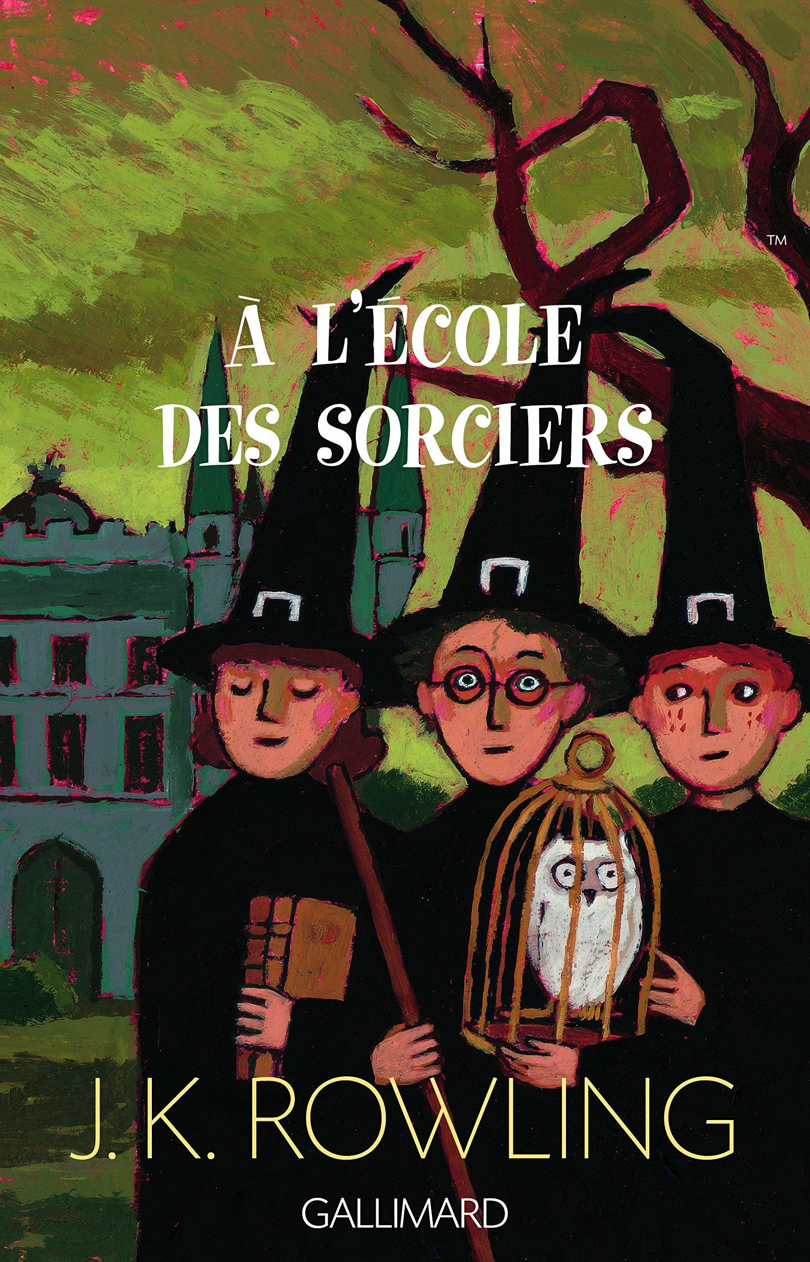 Buy Harry Potter A L Ecole Des Sorciers Harry Potter French