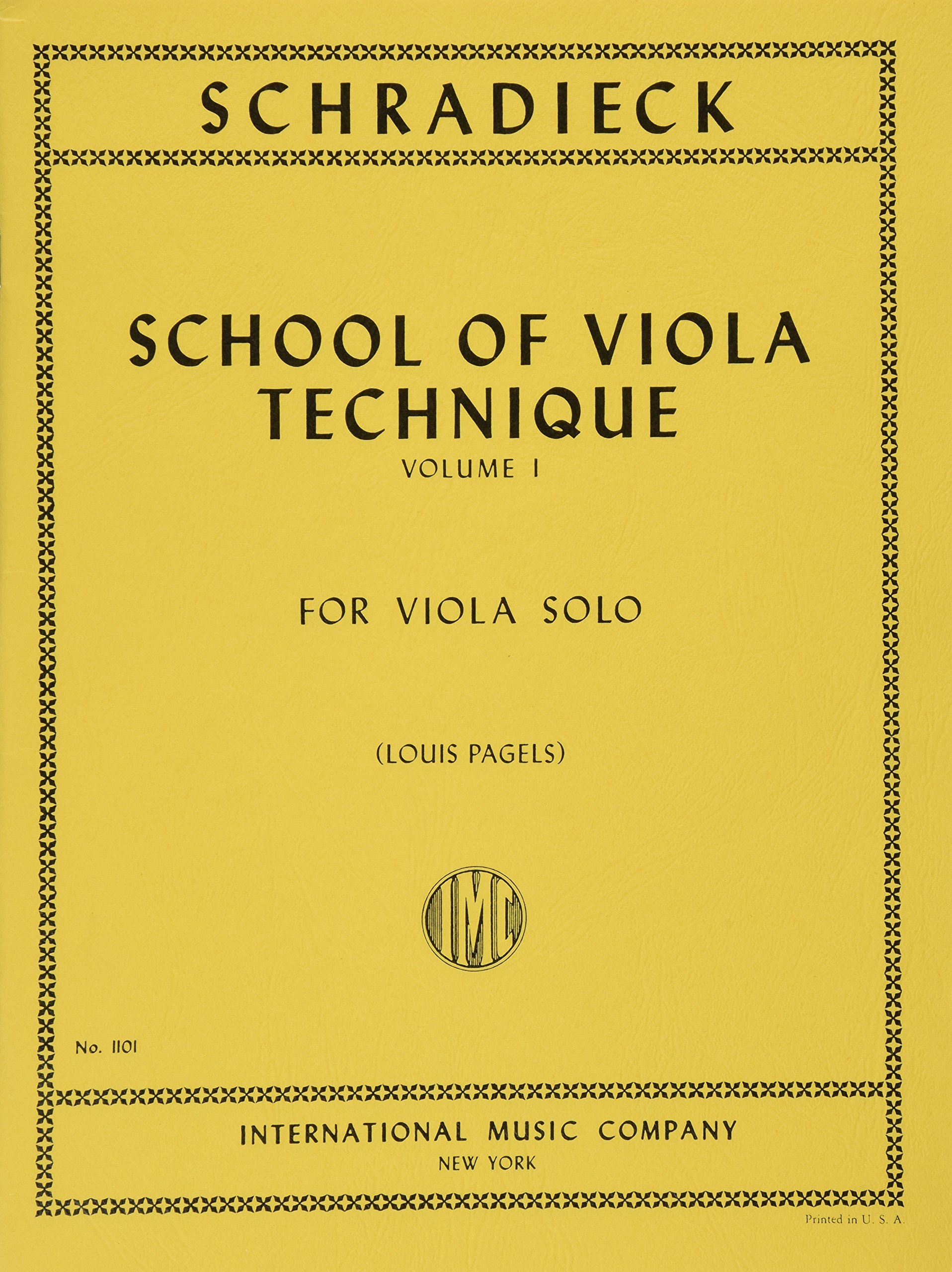 Download Schradieck: School of Viola Technique, Volume 1 ebook