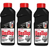 Destop Pro Déboucheur Gel 500 ml Lot de 3