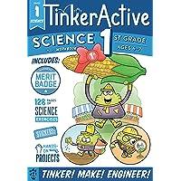 Tinkeractive Workbooks: 1st Grade Science: 5