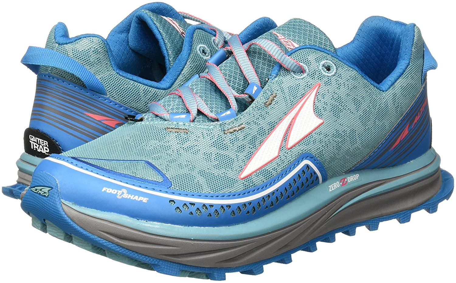 Altra Timp Trail Running Shoes - US|Blue Women's B01MU35C44 11 B(M) US|Blue - 1fd0c1