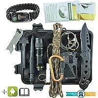 Kit de Supervivencia Militar Profesional de Tercera Generación