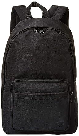 Fred Perry mochila bolso de hombre nuevo Twin Tipped negro: Amazon ...