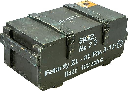 munititions Caja lanybutton 044 grosor de la pared más de 1 cm ...