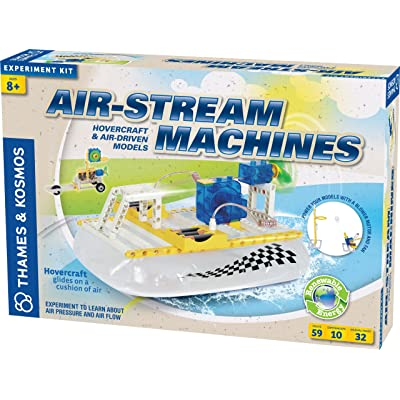 Thames and Kosmos Air-Stream Machines Science Kit: Toys & Games [5Bkhe1202608]