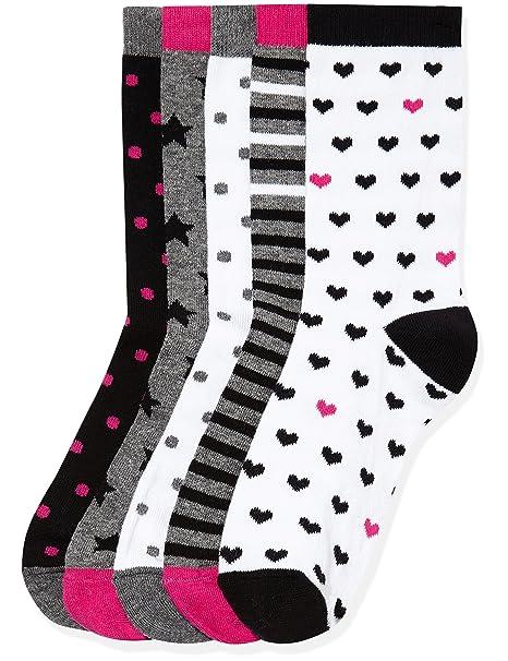 FIND Design, Calcetines Mujer, Multicolor (Multi Coloured), X-Small (Talla fabricante: (EU 34- EU 37)): Amazon.es: Ropa y accesorios