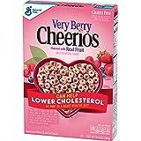 Very Berry Cheerios, Gluten Free, Breakfast Cereal, 10.9 oz