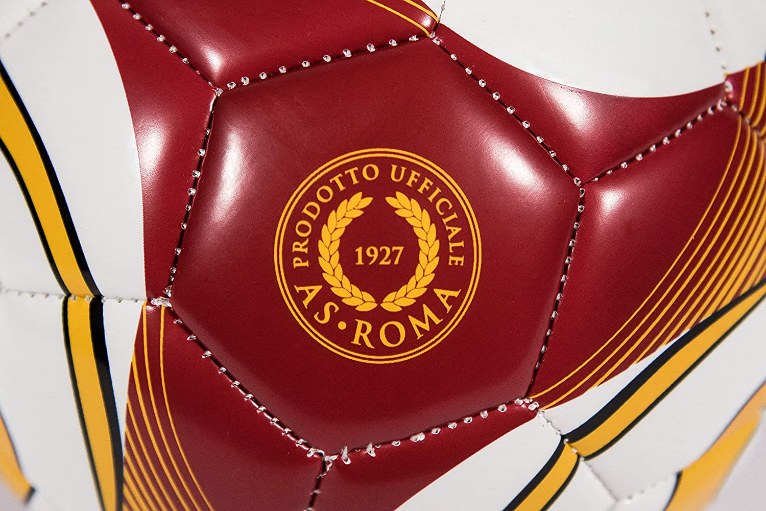 AS Roma Mondo 13889 - Balón de fútbol Unisex, Talla 2, Color ...