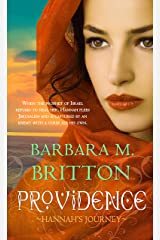 Providence: Hannah's Journey (Tribes of Israel) Kindle Edition